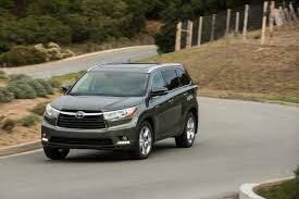 2014 Toyota Highlander US Specs and Prices Released - autoevolution