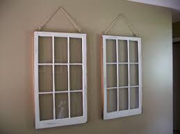 image of white window pane mirrors