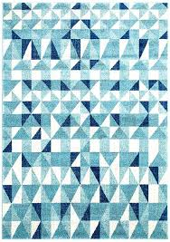 blue patterned rug cool blue pattern rug trier blue geometric triangle rug light blue pattern area blue patterned rug