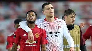 Manchester united football club is a professional football club based in old trafford, greater manchester, england, that competes in the pre. Milan Vs Manchester United Uefa Europa League Background Form Guide Previous Meetings Uefa Europa League Uefa Com
