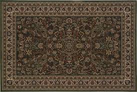 ariana by oriental weavers traditional persian green multi fl rug 213g