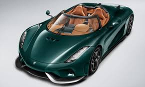 Bugatti cars are known for their design beauty and for their many race victories. First Customer Koenigsegg Regera Unveiled Ahead Of Geneva The Supercar Blog