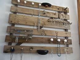 pallet board furniture. oak pallet jewelry board by on etsy furniture w