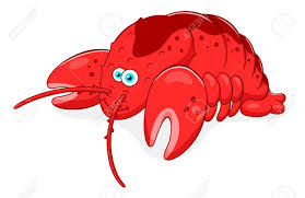 Cartoon Lobster Royalty Free Cliparts ...
