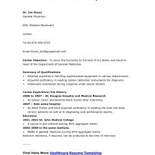 Doctor Resume Example Resumeexamples24 Mbbs Doctor Resume Sample Medical Doctor Resume 20