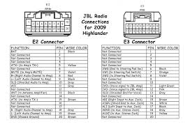 2001 toyota highlander stereo wiring diagram 2001 2009 toyota corolla radio wiring diagram 2009 on 2001 toyota highlander stereo wiring diagram