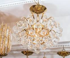 crystal drop chandelier brass crystal drop chandelier for at clarissa crystal drop small round chandelier