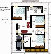 20 40 duplex house plan inspirational 20 60 house plan with car parking house plans