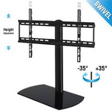 vizio tv 85 inch. fitueyes swivel universal tv stand/base tabletop stand with mount for 32 to 60 vizio tv 85 inch