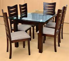 wood glass dining tables rectangular glass top dining table glass top dining room tables rectangular for