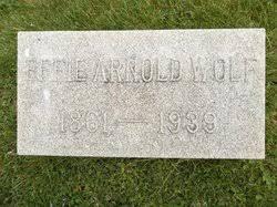 Effie Arnold Wolf (1861-1939) - Find A Grave Memorial