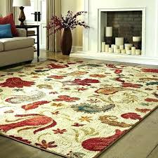 accent rugs beige red area rug blue wayfair