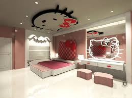 cute hello kitty bedroom ideas