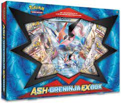 Pokemon TCG - Ash-Greninja-EX Box: Amazon.de: Spielzeug