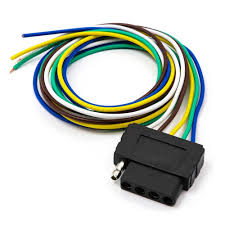 compare prices on trailer harness wiring online shopping buy low Flat 5 Wire Trailer Harness universal 36 inch cable length end connector 12v output 5 way flat trailer wire harness 4 way flat 5 wire trailer harness diagram