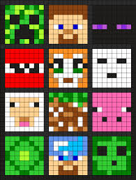 autumn perler bead patterns ricamo perler bead minecraft perler bead pattern