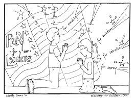 Check your email for your downloadable coloring sheet. Prayer For Our Leaders Coloring Page 1 Timothy 2 1 4