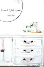white washing furniture. Whitewashing Furniture Techniques White Washing O