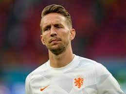 Dutch striker Luuk de Jong ruled out of Euro 2020 knockouts | Football News  - Times of India