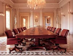 elegant office conference room design wooden. Traditional Office Decor. Luxury Elegant Design Of The Layout That Has Brown Long Conference Room Wooden
