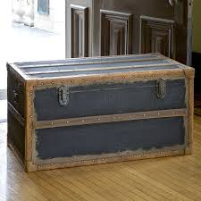 wood trunk steamer trunks travel trunks storage trunk wood trunk coffee table
