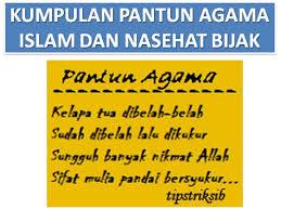 Kumpulan Pantun Agama Islam Lucu