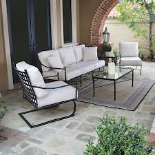 black metal outdoor furniture. Metal Outdoor Furniture With Traditional Seattle Thos Baker Black E