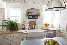 I don't remember what else ; Choosing The Best White Paint Color For Your Kitchen Cabinets