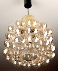 glass bubble chandelier lighting murano glass bubble chandelier