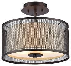 audrey light fixture oil rubbed bronze transitional flush mount ceiling lighting