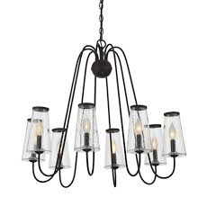 savoy house oleander 8 light outdoor chandelier in english bronze ceiling lights