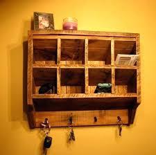key rack for wall mail holder key rack key rack holder wall organizer reclaimed wood wooden