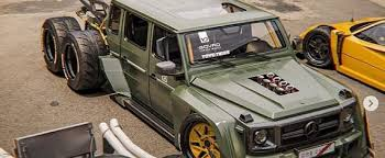 Its business is overcoming the challenges that the natural world and different weather conditions across the globe pose for its driver. Slammed Mercedes Benz G63 Amg 6x6 Looks Like An F1 Car Autoevolution