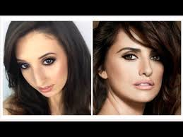 penelope cruz inspired makeup tutorial