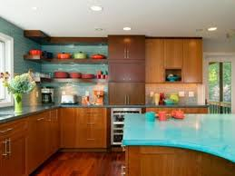 Stylish And Atmospheric Mid Century Modern Kitchen Designs Nice Design