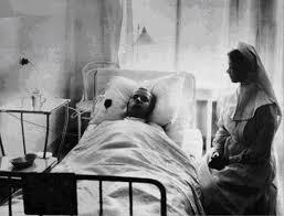 Общероссийская общественная организация Содействия профилактике и  Сестра милосердия у постели раненого Фото 1906 13