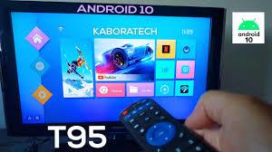 <b>T95 Android</b> 10.0 <b>TVBOX</b> - YouTube