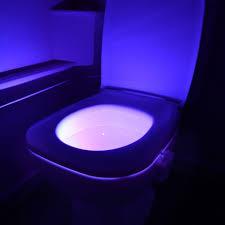 Toilet Bowl Light Uk Led Sensor Toilet Night Light