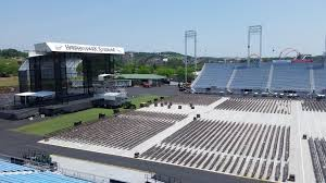 Hersheypark Stadium Is Ready For A Concert Hersheypa