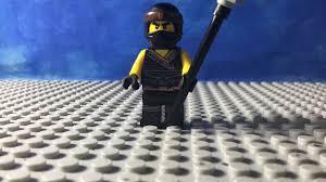Ninjago: Cole hammer test - (1 or 2?) - YouTube