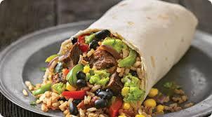 mission style burritos