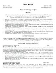 Sample Business Resume Format Leadership Resumes Sample Resume ...