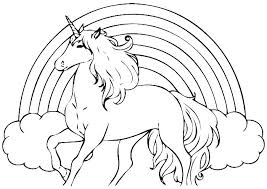realistic unicorn coloring pages printable unicorn coloring pages coloring page new coloring pages about remodel coloring