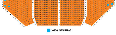 Ohio Theater Seating Chart Related Keywords Suggestions