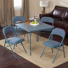 Wood Folding Card Table And Chairs Set With Ideas Gallery 1199 | Yoibb
