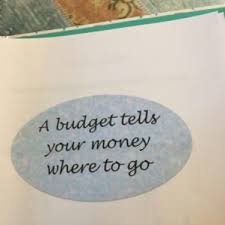 My Simple Budget Planner - The Frugal Cottage