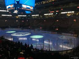 Scotiabank Maple Leafs Seating Chart Scotiabank Arena Section 116 Toronto Maple Leafs