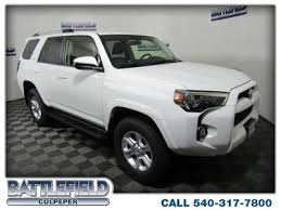 Toyota 4Runners for Sale in Charlottesville, VA Under 20,000 Miles ...