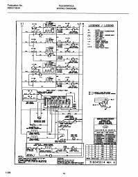 need wiring diagram for replacement clock fg 318012903 for