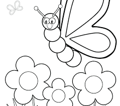 Free Coloring Pages For Preschoolers Coloring Pages For Preschoolers